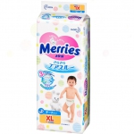 Merries Nappy XL size(12-20KG)