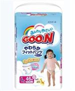 Goo.n Pants for girls L (9-14kg)